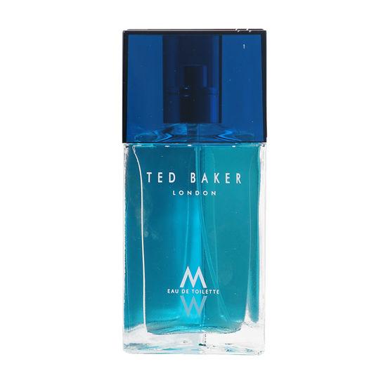 O De Toilette.Ted Baker M Eau De Toilette Spray 75ml